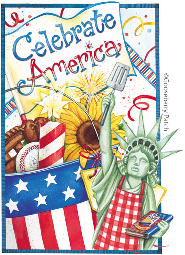 Happy Independence Day from Gooseberry Patch!