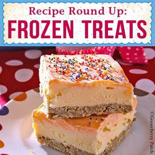 Gooseberry Patch Frozen Treats Recipe Round-Up
