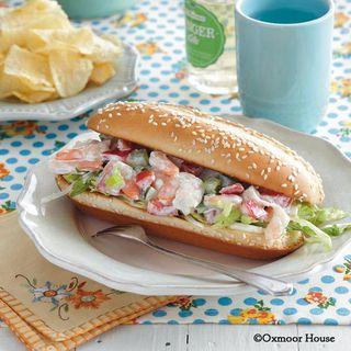Gooseberry Patch The Ultimate Shrimp Sandwich Recipe