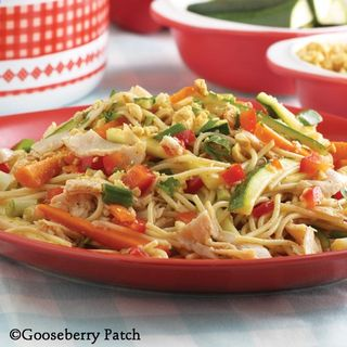 Gooseberry Patch Asian Summer Salad Recipe