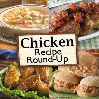 Gooseberry Patch Chicken Recipe Round-Up