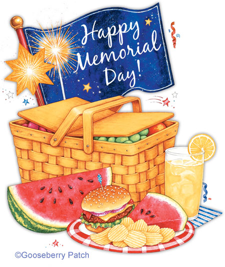 Happy Memorial Day from Gooseberry Patch!