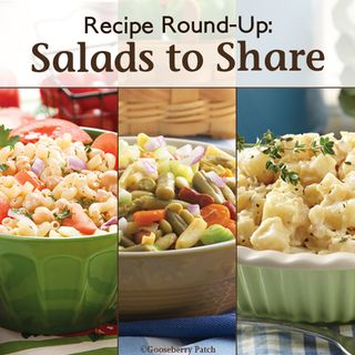 Gooseberry Patch Salads to Share Recipe Round-Up