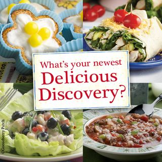 Gooseberry Patch New Delicious Discovery Recipe Round-Up