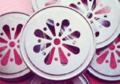 Vickie & Jo Ann's Favorite Finds: Pewter Daisy Jar Lids