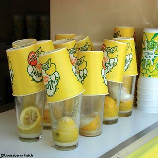 Gooseberry Patch Shake-'Em-Up Lemonade Recipe