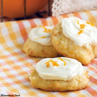 Gooseberry Patch Iced Carrot Cookies Recipe