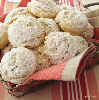 Gooseberry Patch Snowcap Cookies Recipe