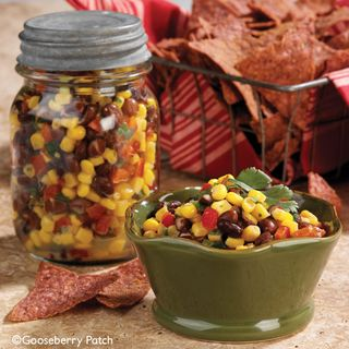 Summer's Best Salsa Recipes: Zesty Black Bean Salsa from Gooseberry Patch