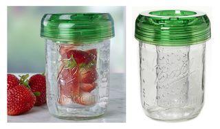 Vickie & Jo Ann's Favorite Finds: Mason Jar Drink Flavor Infuser