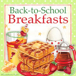 Gooseberry Patch Back-to-School Breakfasts Recipe Round-Up