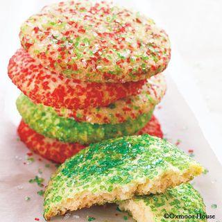 Gooseberry Patch Big Crunchy Sugar Cookies Recipe