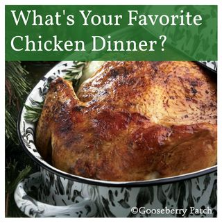 Recipe Round-Up: Chicken Dinner Winners - collected by Gooseberry Patch