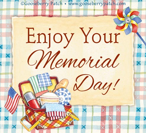 Happy Memorial Day