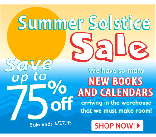 Shop our Summer Solstice Sale!