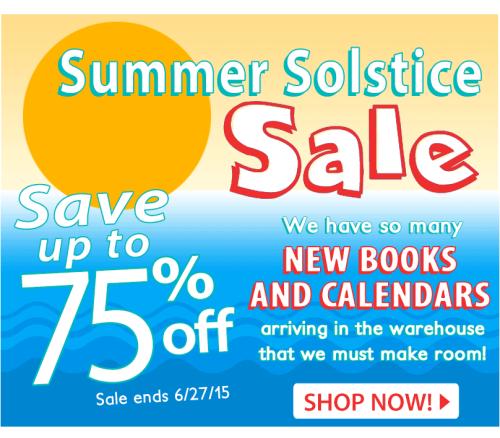 Shop our Summer Solstice Sale!