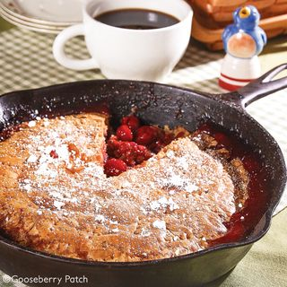 Skillet Cherry Pie from Gooseberry Patch | Valentine's Day Recipe Round-Up
