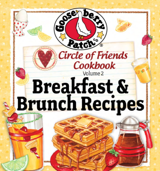 25 Breakfast & Brunch Recipes | A FREE eBook from Gooseberry Patch