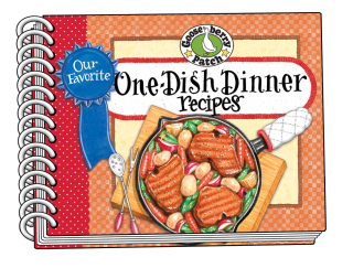 Our Favorite One-Dish Dinners from Gooseberry Patch | Just 99¢ this week!
