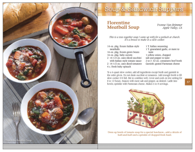 Best Church Suppers cookbook from Gooseberry Patch | Just $2.99 this week!