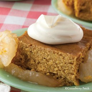 Perfect Pumpkin-Apple Cake recipe from Gooseberry Patch