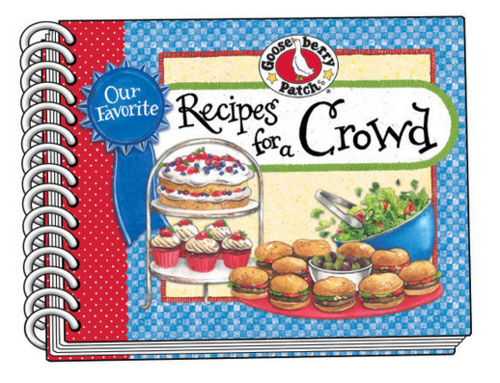 Brand New! Our Favorite Recipes for a Crowd - just 99¢