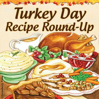 Thanksgiving Recipe Round-Up from Gooseberry Patch!