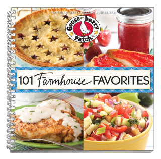 101 Farmhouse Favorites | $1.99 eBook from Gooseberry Patch
