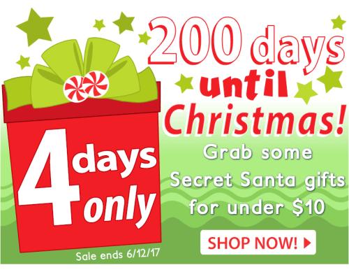 The Gooseberry Patch Secret Santa Sale starts today!