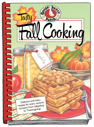 Tasty Fall Cooking | Gooseberry Patch | Just $2.99 this week!