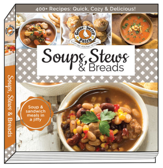 Soups, Stews & Breads from Gooseberry Patch | Just $3.99 this week!