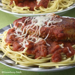 Gooseberry Patch Chicken Parmigiana Recipe
