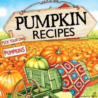 Pumpkin Recipe Round-Up from Gooseberry Patch
