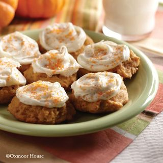 Gooseberry Patch Pumpkin Patch Cookies Recipe