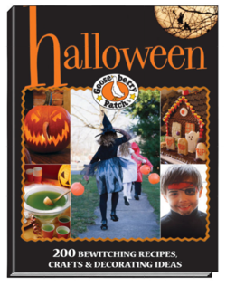 Gooseberry Patch Halloween Cookbook