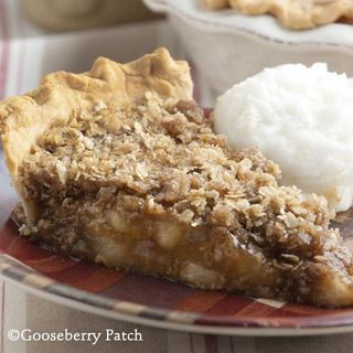 Gooseberry Patch Apple Crisp Pie Recipe