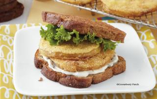 ToastedGrTomatoSandwich