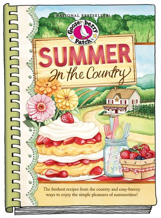 Summer in the Country - just 99¢ this week from Gooseberry Patch!