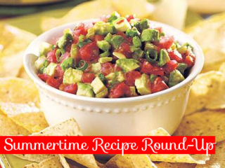 Summertime Recipe Round-Up from Gooseberry Patch | Vickie's Gazpacho Dip