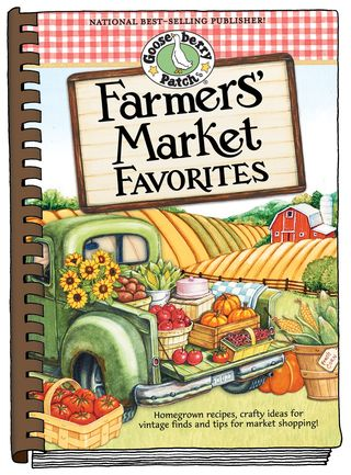 Farmers Market Favorites eBook on Amazon is just 99¢ this week!