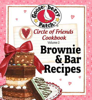 25 Brownie & Bar Recipes from Gooseberry Patch!