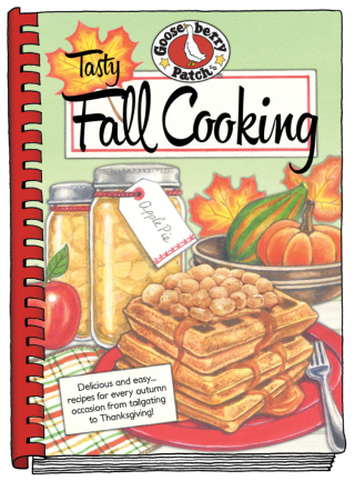 Tasty Fall Cooking | Just $1.99 from Gooseberry Patch!