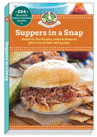 Suppers in a Snap | Just $2.99 from Gooseberry Patch!