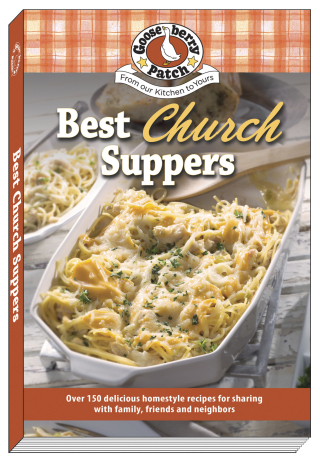 Best Church Suppers from Gooseberry Patch | Just $1.99 this week only!