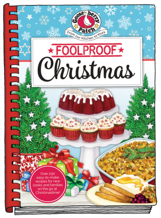 Foolproof Christmas from Gooseberry Patch is just $2.99 this week!