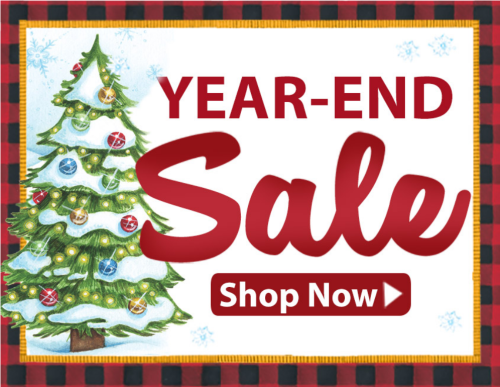 Shop the big year-end sale at Gooseberry Patch!