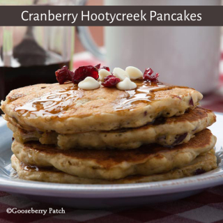 Cranberry Hootycreek Pancakes from 101 Breakfast & Brunch Recipes