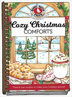 Cozy Christmas Comforts from Gooseberry Patch - just $3.99 this week!