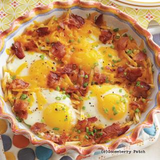 Haystack Eggs