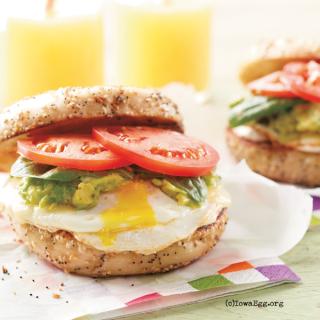 EggBagelSandwich